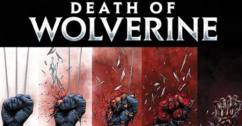 death of wolverine the escapist reviews marvel death of wolverine comics and cosplay the escapist