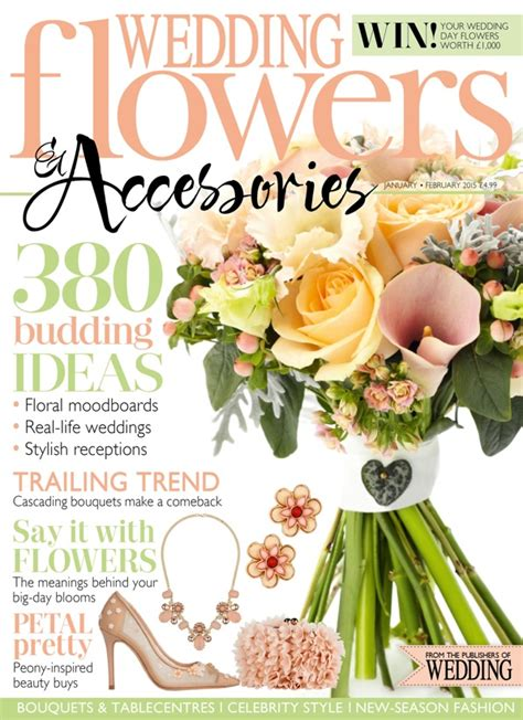 flower wedding magazine photoshoots archives joanne truby floral design