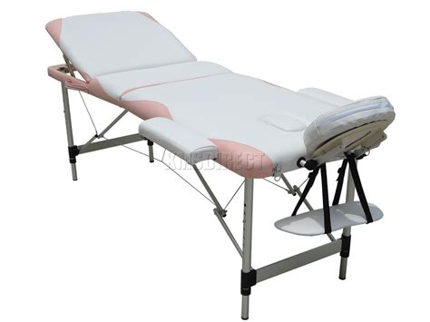 portable folding bed portable folding massage bed lightweight 3 section beauty