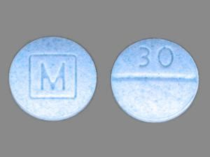 30 m pill images (blue / round)