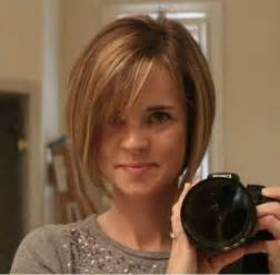 wedge cut for thin hair 35 short stacked bob hairstyles short hairstyles 2016