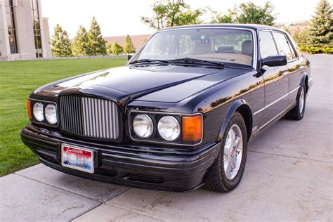 bentley turbo r for sale 1997 bentley turbo r for sale 1882519 hemmings motor news