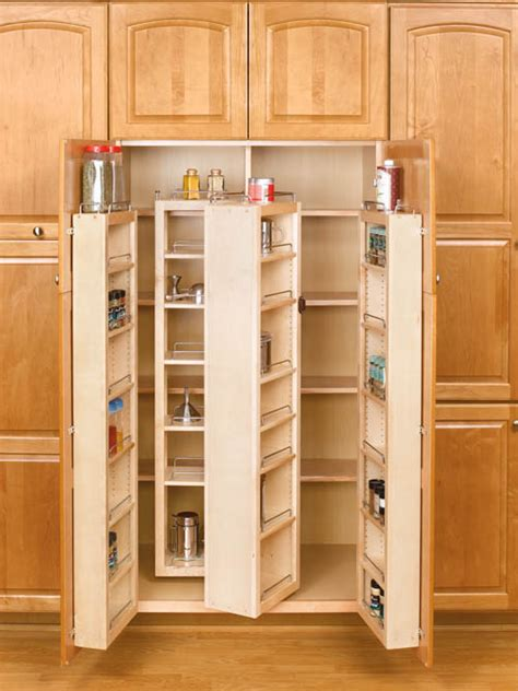 Pantry Accessories by Rev A Shelf Swing Out Complete System Tallpantry