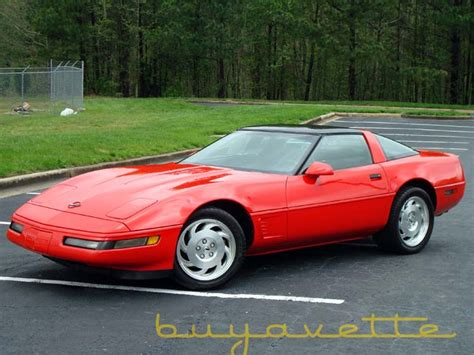 automobile air conditioning service 1995 chevrolet corvette free book repair manuals 1995 corvette for sale at buyavette 174 atlanta georgia