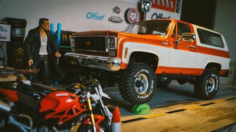 rcwd blazer scx jeep youtube
