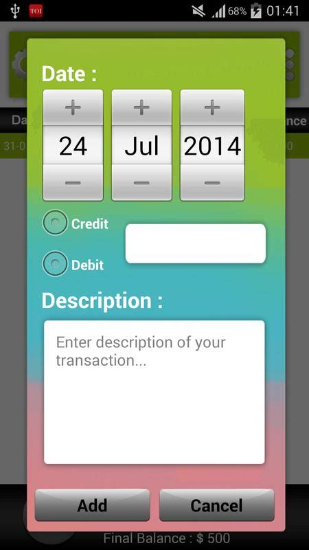 accounts manager apk free productivity app for