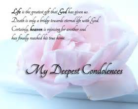 Condolence messages messages greetings and wishes