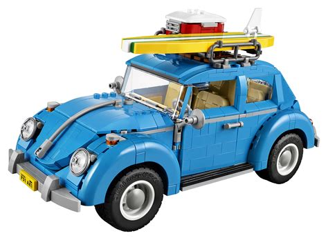 Lego Updates The Bug With The All 10252 Volkswagen Beetle