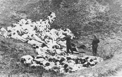 The History Place Holocaust Timeline Execution Of Jews From Mizocz