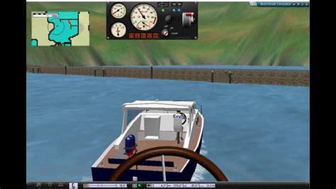 motorboat simulator motorboat simulator youtube