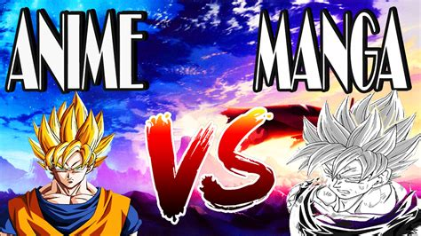 anime vs manga what is the difference techanimate