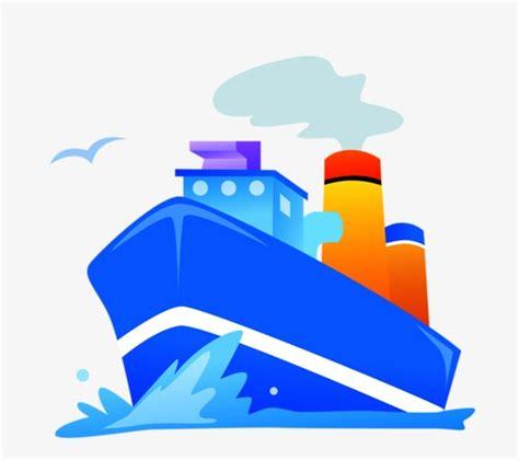 imagenes de barcos animados dibujos animados de barco herramientas de agua barco de