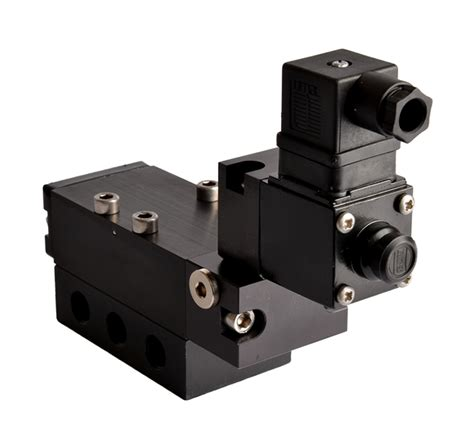 Sub Base Mounted Valve 5 2 Iso5599 1 Iso 2 Valve Univer Be 4020 e25 t series 1 4 quot 5 2 function solenoid valve pneumatrol