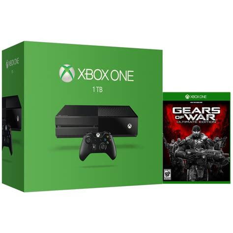 Xbox One S 1 Tb 20 Judul xbox one 1tb console includes gears of war ultimate edition consoles zavvi