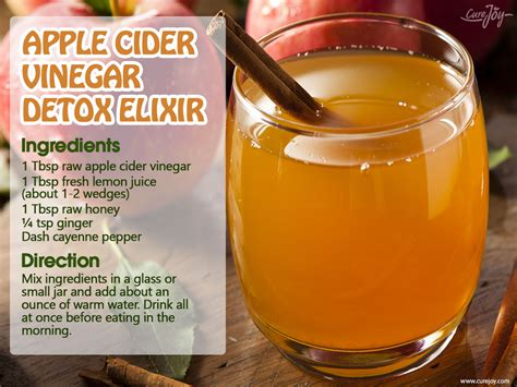 Berry Apple Cider Vinegar Detox Drink by Apple Cider Detox Cleanse Recipe Cleanse And Autos Post