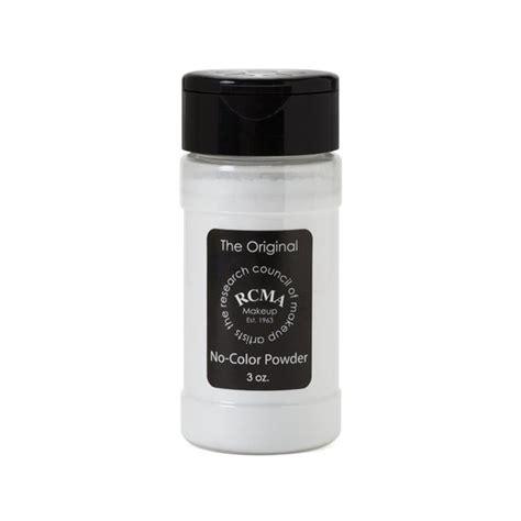 rcma makeup no color powder 3 oz beautylish