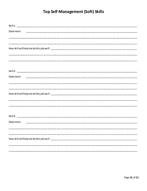 Soft Skills Activities For Mba Students by Skills Discovery Worksheet Using Onet Skills Id