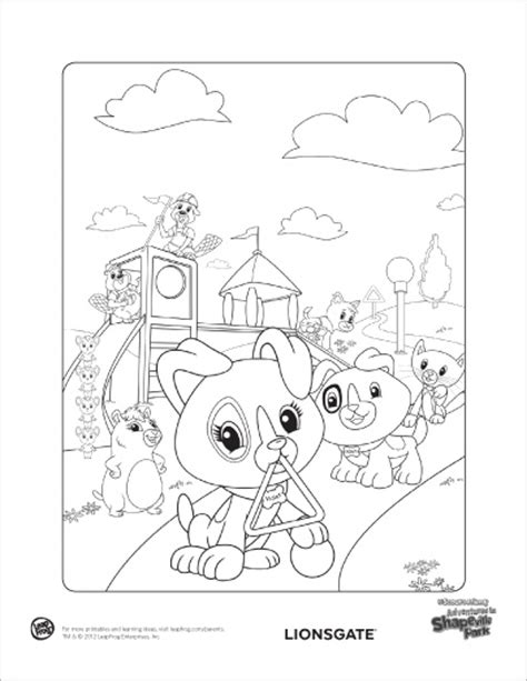 coloring page of a leap frog 19 best images about scout friends activities on