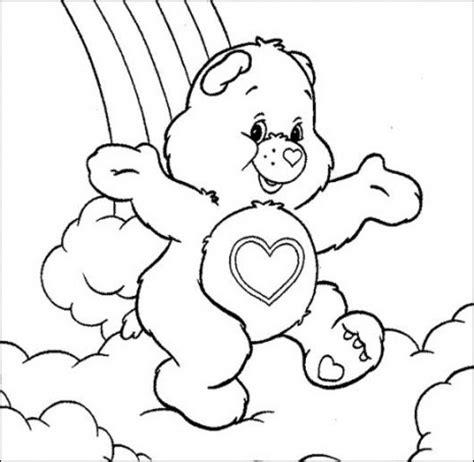 imagenes para dibujar ositos dibujos de los ositos cari 241 osos para pintar colorear