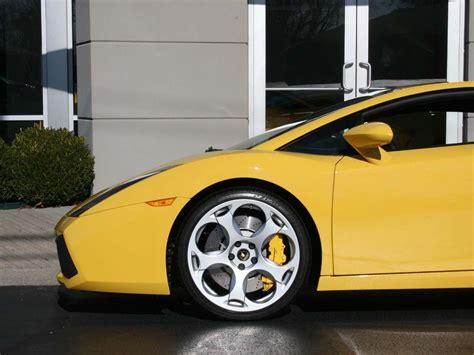 Lamborghini Car Speed 2005 Lamborghini Gallardo Coupe 6 Speed