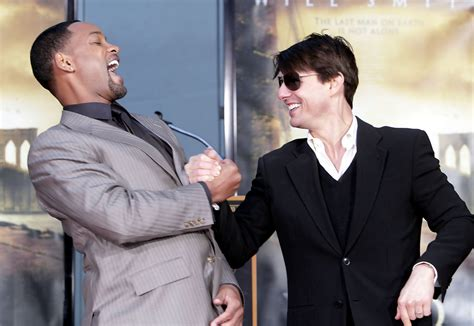 Will Smith Turned Tom Cruises Invite To Be A Scientologist by Will Smith And Tom Cruise Photos Photos Will Smith