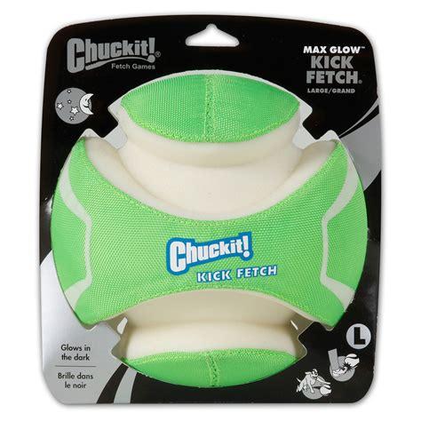 Glow Max chuckit chuckit max glow kick fetch max glow our