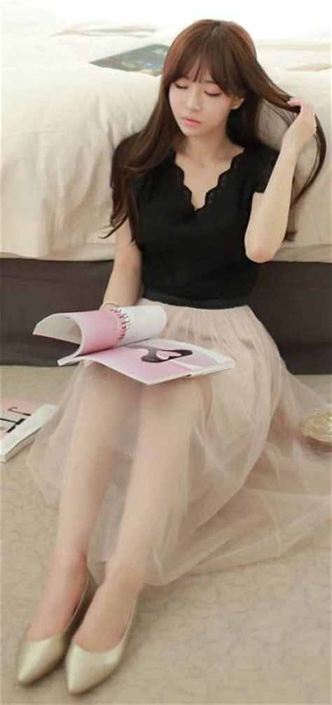 Dress Lone Koreanstyle 742 best korean looks images on korean fashion