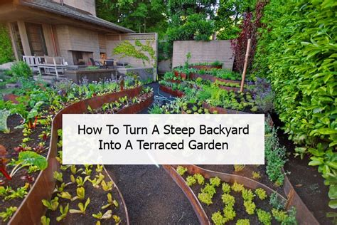 Backyard Slope Landscaping Ideas 10 Amazing Projects For Your Garden Presented On Designrulz