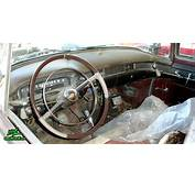 1954 Cadillac Superior Interior &amp Dashboard