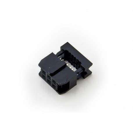 Idc Socket 6 Pin Pitch 2mm idc socket 06 pin pitch 2mm digiware store