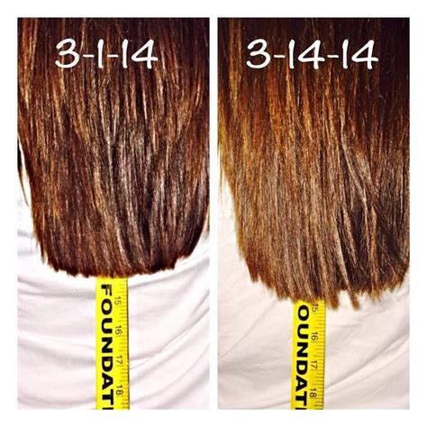 hair growth in 6 month one inch hair growth in just 13 days using our all new