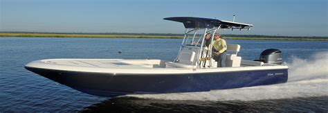 bay boat offshore hybrid hybrid bay boats nx series sea born boats