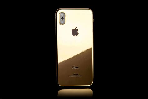 gold iphone xs elite 5 8 quot 24k gold gold platinum editions goldgenie international