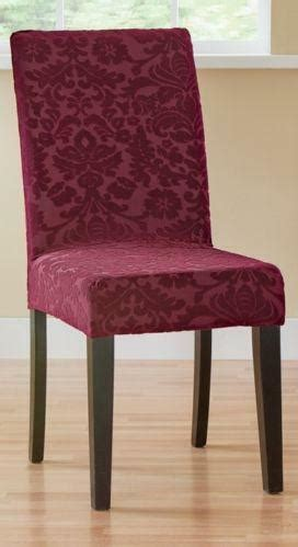 Damask Dining Chair - damask dining chair covers ebay