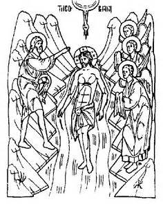 nativity icon coloring page 1000 images about orthodox advent to theophany on