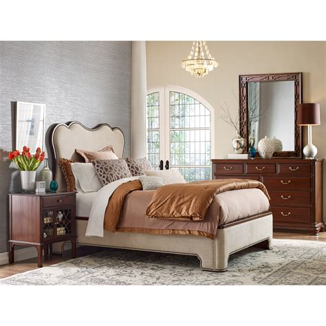 kincaid bedroom furniture kincaid furniture hadleigh queen bedroom group olinde s
