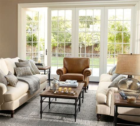 pottery barn ideas for living room pottery barn