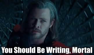 Thor Meme - ooc wolves of red lake season one reboot page 8