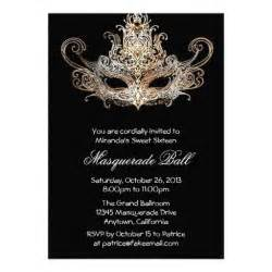 25 best ideas about masquerade invitations on masquerade invitations