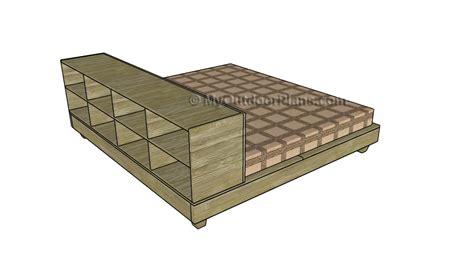 platform storage bed plans platform storage bed plans free outdoor plans diy shed