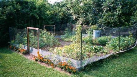 Easy Garden Fence Ideas Vegetable Garden Fence Ideas Vegetable Garden Fence Ideas Rabbits Homes Gallery