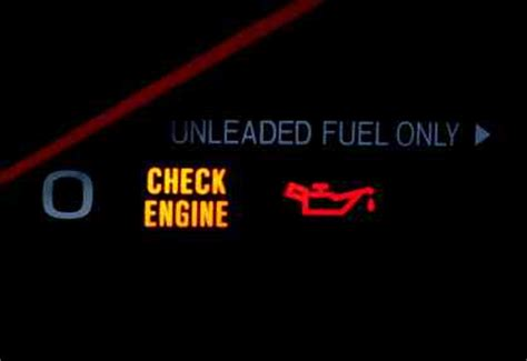 Engine Warning Light by What Do You Do When The Warning Light Comes On Ken Davis