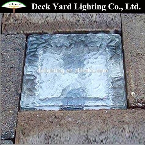 12v solar led paver light retaining wall led solar