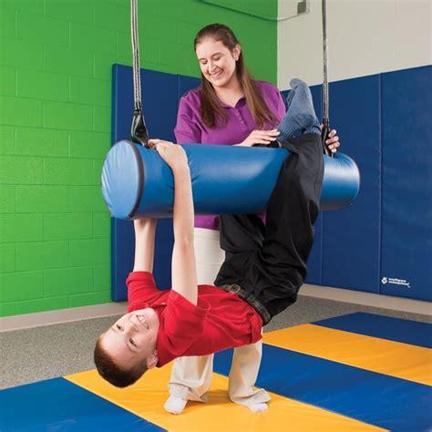 net swing for occupational therapy basic vestibular set sensory integration southpaw