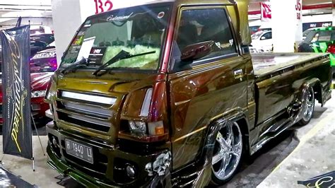 Mobil R C 3689 modifikasi mobil up istimewa karya customized jogja mitsubishi l300 modifikasi