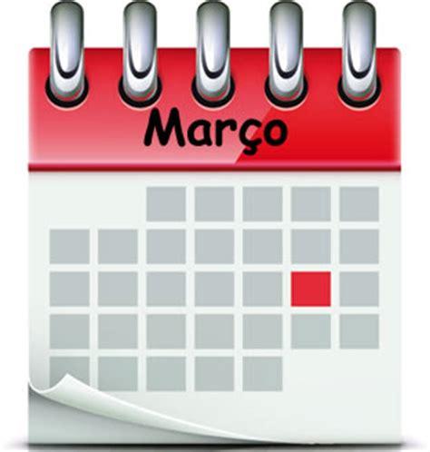 Año 0 Calendario Mar 231 O As Datas Comemoradas Em Mar 231 O Mundo Educa 231 227 O