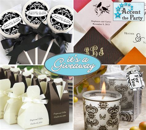 Bridal Shower Giveaway Gifts - giveaway 100 shopping spree to quot accent the party quot