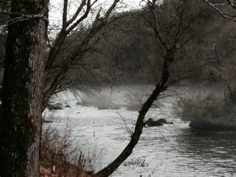 Hiwassee River Cabins by Hiwassee River At The Foot Of The Cabin Picture Of