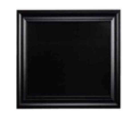 Linon Home Decor by Linon 24 Quot X30 Quot Chalkboard With Black Frame