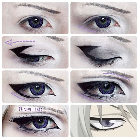 tutorial makeup cosplay male best 25 anime cosplay makeup ideas on pinterest anime